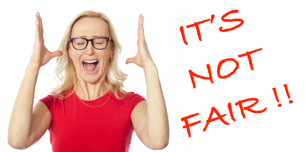 is it fair Fair meaning: 1 treating someone in a way that is right or reasonable, or treating  people equally and not allowing personal opinions to influence your judgment:.